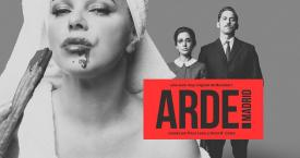 'Arde Madrid' / MOVISTAR+