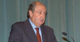Juan March, expresidente de Corporación Financiera Alba
