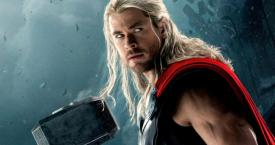 Chris Hemsworth como Thor / MARVEL