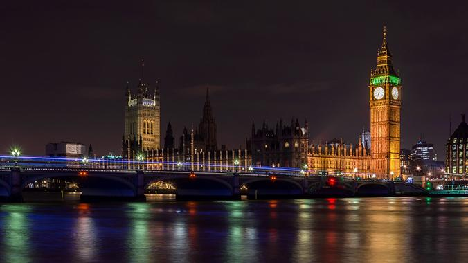 Big Ben en Londres / PIXABAY