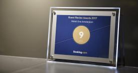 Guest Review Awards / BOOKING