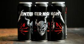 Enter Night, la nueva cerveza de Metallica / EUROPA PRESS