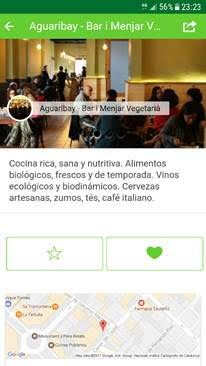 app Barcelona Veg Friendly