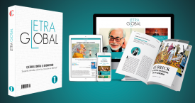 'Letra Global', la revista cultural de 'Crónica Global', salta al papel
