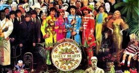 La portada del disco 'Sgt. Pepper's Lonely Hearts Club' de los Beatles, que cumple 50 años / CG