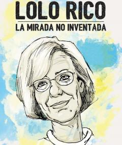 Cartel del documental sobre Lolo Rico