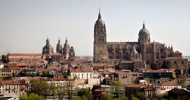 Vista de Salamanca/  FLICKR