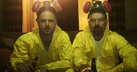 Protagonistas de 'Breaking Bad' / AMC