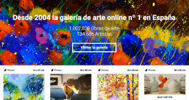 Captura de la web de Artelista Worldwide / CG