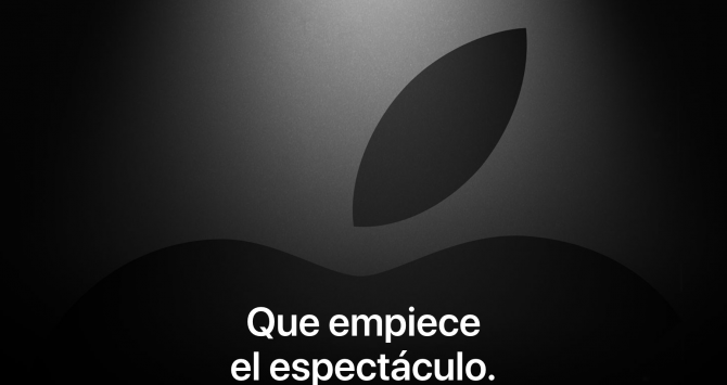 Invitación para la prensa de su próxima 'keynote' / APPLE NEWSROOM