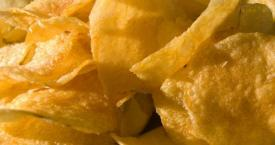 Una imagen de patatas fritas, que no son menos saludables que las 'chips' vegetales / PXHERE