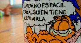 Taza de Garfield / HDANIEL - FLICKR
