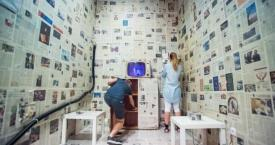 Imagen de una 'escape room' similar a Game Point Center, que ha cerrado en Barcelona / EFE
