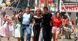 Los protagonistas de la película 'Grease' / EUROPA PRESS