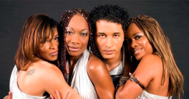 El popular grupo Boney M / SONS DEL MÓN