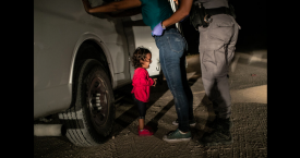 'Crying Girl on the Border', fotografía ganadora del World Press Photo 2019 / JOHN MOORE - GETTY IMAGES