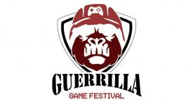 Logotipo del Guerrilla Game Festival / GUERRILLA GAME FESTIVAL