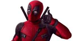Ryan Reynolds caracterizado como Deadpool / MARVEL