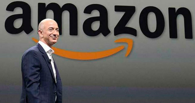 El fundador de Amazon, Jeff Bezos / CG
