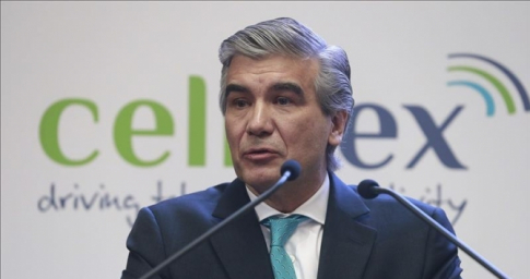 El presidente del grupo Cellnex, Francisco Reynés / CG