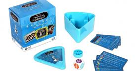 Imagen de la edición especial de 'Friends' de Trivial Pursuit / AMAZON