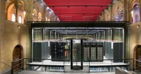 El Barcelona Supercomputing Center, que alberga el supercomputador MareNostrum / CG