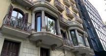 La sede de Qrenta, fundada por Jordi Martí y situada en la avenida Diagonal de Barcelona / CG