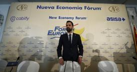 Roger Torrent, en Madrid
