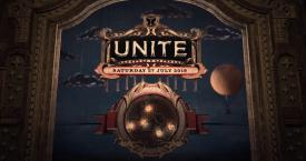 Cartel promocional del Unite with Tomorrowland de Barcelona / BLANCO Y NEGRO MUSIC S.A.