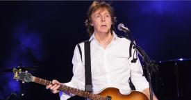 Paul McCartney, uno de los artistas que participará en el macroconcierto 'One World: Together At Home' / WIKIMEDIA