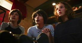La serie 'Stranger Things' / EP