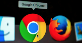 El navegador de Google, Chrome