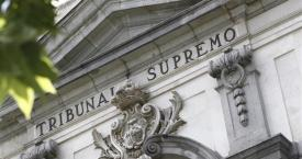 Fachada de la sede del Tribunal Supremo / EUROPA PRESS