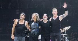 La banda de Metallica / RAPH - CREATIVE COMMONS