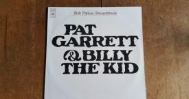 Portada de 'Pat Garret & Billy the Kid', el disco de Bob Dylan que gusta a Jorge Reverte