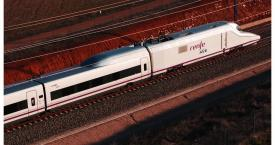 Un tren AVE de Renfe, que pronto tendrá competencia / EUROPA PRESS