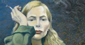 Portada del disco 'Both Sides Now' de Joni Mitchell