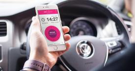 EasyPark, 'app' de parking digital que opera en Barcelona