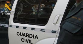 Un coche patrulla de la Guardia Civil / GUARDIA CIVIL