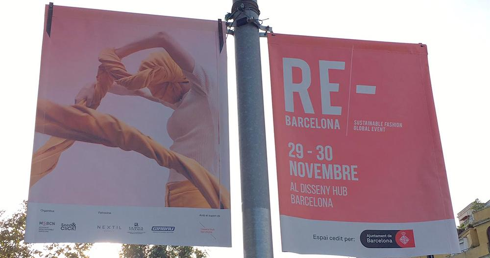 Re Barcelona carteles