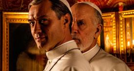 Escena de una de las series de HBO: 'The New Pope' / HBO