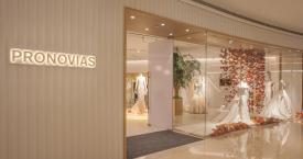 Una tienda de Pronovias en China / EUROPA PRESS