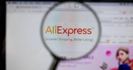 La página web de AliExpress / EUROPA PRESS