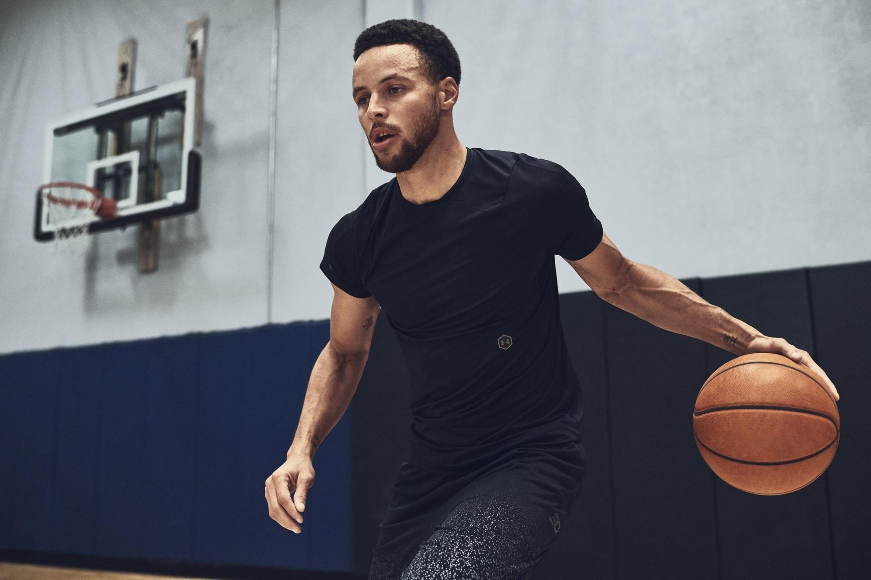 El base de los Warriors de la NBA Stephen Curry / EP