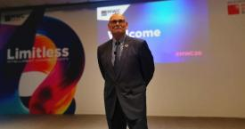 El CEO de GSMA, organizadora del Mobile World Congress, John Hoffman / CG