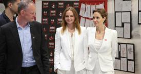 Stella McCartney en una foto de archivo / Foreign and ommonwealth Office - CREATIVE COMMONS 2.0