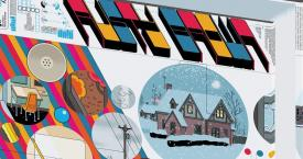 Una edición integral de 'Rusty Brown', de Chris Ware