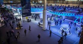 El salón del Mobile World Congress en 2019 / EP