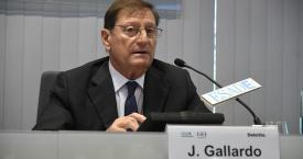 Jorge Gallardo, presidente de Almirall / Europa Press