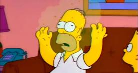 Homer Simpson y la gripe de Osaka / YOUTUBE